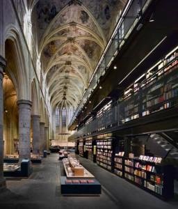 Selexyz Dominicanen, Maastricht, paesi bassi